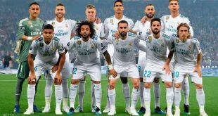 جدول مباريات ريال مدريد في الدوري الإسباني 2018-2019