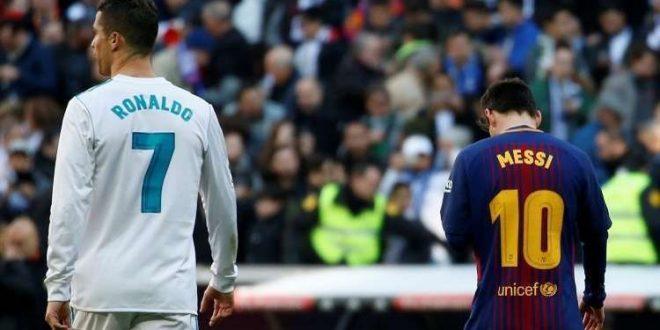 مدرب برشلونة يعلق على رحيل رونالدو