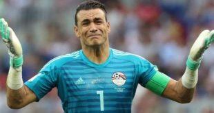 الحضري أكبر لاعب في تاريخ كأس العالم يعتزل اللعب دوليا