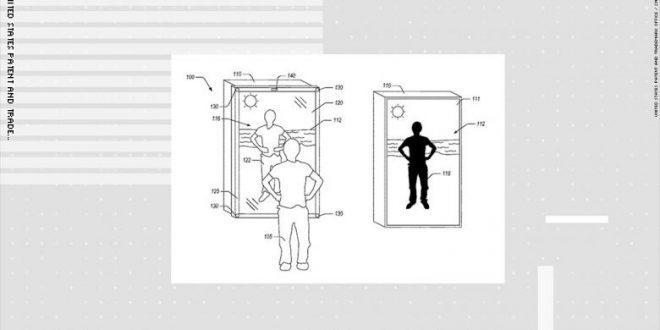 """""""أمازون"""" تحظى ببراءة اختراع لنموذج مرآة ذكية"""
