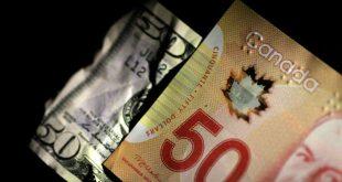 انخفاض الدولار الكندي في الأسواق العالمية!