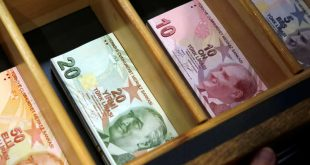 الليرة التركية تهبط مع إعادة فتح الأسواق وتسليط الأنظار على الخلاف مع واشنطن