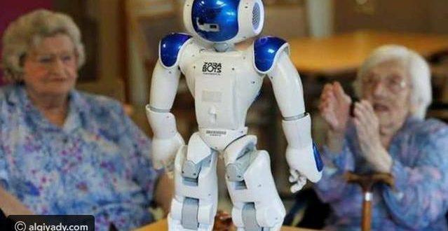 شاهد: اليابان تستعين بالروبوتات لتقديم الرعاية لكبار السن