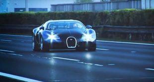 فيديو يوضح كيف استغلت بوغاتي فيرون طريق Autobahn لتصل إلى سرعة 402,5 كم