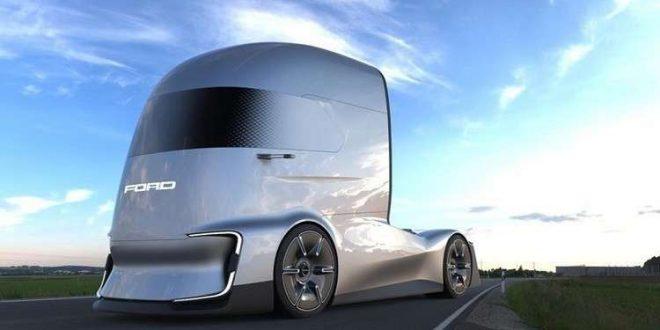 فورد تستعرض شاحنتها الكهربائية المستقبلية