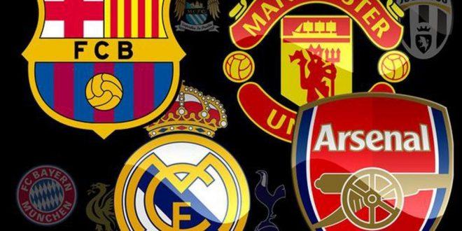 أندية كرة القدم الأكثر قيمة في العالم