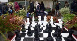 أردنية تحرز ذهبية الأولمبياد العالمي للشطرنج (صور)