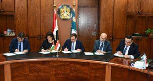 مصر تكتفي ذاتياً من الغاز الطبيعي وتتوسع في التصدير من بوابة الأردن