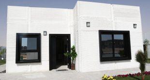 بناء أول منزل بتقنية الطباعة ثلاثية الأبعاد في السعودية