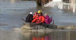 شاهد: مقتل شخص و نزوح 1700 بسبب فيضانات في إقليم كيبيك الكندي