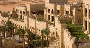 """""""قصر السراب"""" في أبو ظبي أفضل فندق بالعالم"""