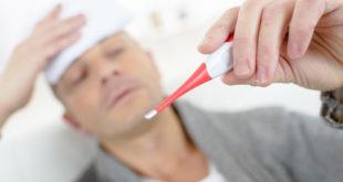 اسباب ارتفاع حرارة الجسم عديدة منها العدوى الفيروسية
