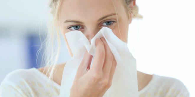 اسباب نزيف الأنف برودة الطقس وارتفاع ضغط الدم