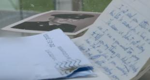 رسالة جندى أمريكى لشقيقته تصلها بعد نصف قرن