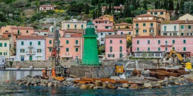 جزيرة ايطالية لا يصيب كورونا سكانها!