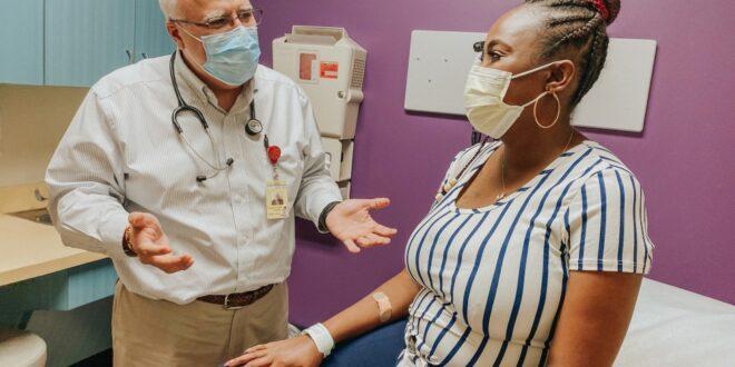 علاج أول سيدة بأمريكا من مرض خلايا الدم المنجلية