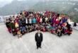 يصبح صاحب أكبر عائلة في العالم بـ 94 ابناً وابنة