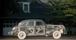 سر أول سيارة شفافة تم تصنيعها فى الولايات المتحدة الأمريكية