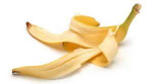 فوائد قشر الموز على صحتك ودوره فى علاج المشاكل الجلدية