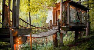 5 أماكن معزولة فى قلب الطبيعة يمكنك الهروب إليها من ضوضاء العالم