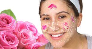 5 وصفات طبيعية بماء الورد لعلاج حب الشباب وزيادة نعومة ونضارة البشرة