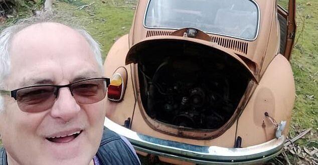 حكاية أسترالى عثر بالصدفة على أول سيارة اشتراها بعد 50 عاما من البحث