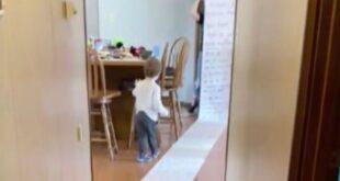 رسالة طولها 15 مترا من طفلة إلى جارتها لاستعادة ألعابها المفقودة