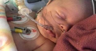 قطرة لبن تسبب فى 3 نوبات قلبية خطيرة لرضيع بعمر 17 يوما