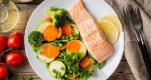 نظام غذائى متوازن للأشخاص المصابين بمرض فقر الدم المنجلى