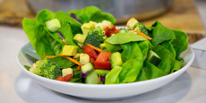 النظام الغذائى النباتى يزيد من كسور العظام