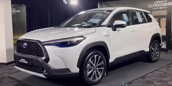 تويوتا تستبدل كراون 2021 بطراز SUV جديد