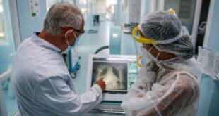 رئة مرضى كورونا ذوى الحالات الشديدة تظهر شفاءاً جيدًا فى معظم الحالات