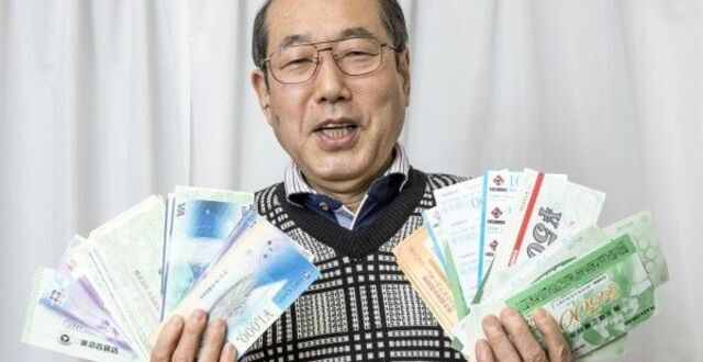 يابانى 'يعيش حياته' على كوبونات الشراء ولا ينفق من ماله سوى إيجار مسكنه