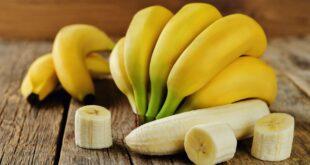 الموز خيارك الصحى والأفضل لفقدان الوزن