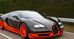 تعرَّف على أسرع 5 سيارات في العالم وطرازاتها المميزة