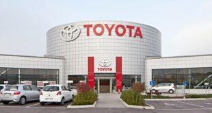 """""""تويوتا"""" تُطلق سيارتها """"كامري"""" الجديدة بملامح تصميمية فاخرة"""
