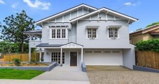أسترالية تحول مبنى قديم عمره 100 عام إلى منزل فاخر