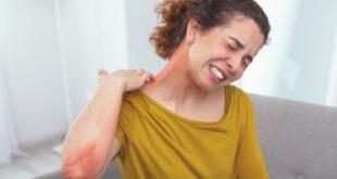 الحكة الحادة لدى مرضى الإكزيما سببها حساسية من البيئة المحيطة