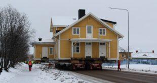 السويد تنقل مدينة كاملة من موقعها بسبب أعمال الحفر فى منجم