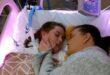 بريطانية تشارك صورة ابنتها فى المستشفى قبل وفاتها للتوعية بمخاطر الربو