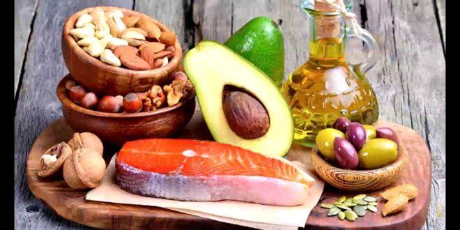 تعرف على أنواع الدهون الغذائية المفيدة للصحة