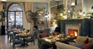 حديقة الشتاء.. مطعم مغربى بقصر رونسار يحصد جائزة الأجمل فى العالم