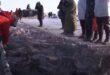 صينيون يصطادون السمك بوسيلة غريبة من تحت الجليد فى تقليد سنوى