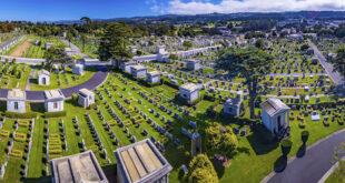 مدينة المقابر حيث يفوق عدد الموتى عدد الأحياء