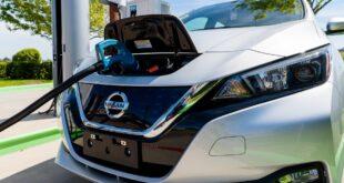 نيسان تعتزم التحول كليًا لإنتاج السيارات الكهربائية بحلول 2030