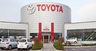 """تويوتا تطرح سيارة """"كامري"""" المعدلة في أسواق جديدة"""