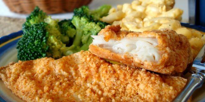 لذيذة ومغذية وتختصر كثيراً من الوقت.. وصفة السمك المشوي المحمّر