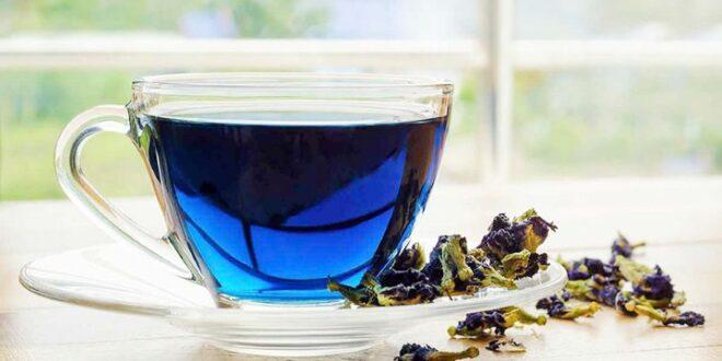 هل سمعت بالشاي الأزرق؟ 10 من أغرب أنواع الشاي وأكثرها فرادة!