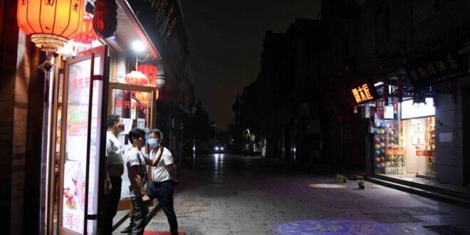 صيني يقطع الكهرباء عن الآلاف من المنازل بحركات رياضية