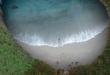 """الشاطئ """"المختبئ"""" بالمكسيك.. يختفي داخل فوهة انفجار قنبلة على جزيرةٍ وشروط صارمة للوصول إليه"""